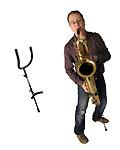 SaxRax - Sax Stick Standing