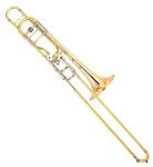 Yamaha YSL-882GO Xeno - Bb/F Trombone
