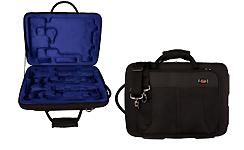 Protec Pro Pac Slimline Double Clarinet Case PB307D