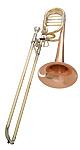 Getzen Eterna 1052-FDR Lacquer - Bass Trombone