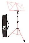 TGI Music Stand with Bag - Pink