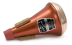 Humes & Berg Trumpet Mute Straight Symphonic 106 - Copper