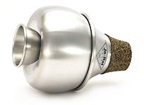 Jo-Ral Trumpet Bubble Aluminium 2A - Aluminium