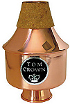 Tom Crown Wa-Wah Trumpet Mute - Copper ET