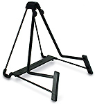 K&M French Horn / Guitar Stand - 17580 - Compact Folding - Black