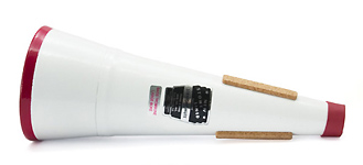 Humes and Berg Bass Trombone Mute - Large Bore Straight
