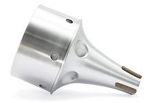 Jo-Ral Trombone Bucket Mute - Large TRB-8L