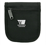 Denis Wick Canvas Trumpet Mouthpiece Pouch - Double