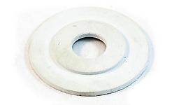 Spring Damper Size 2 - White Baritone bottom cap