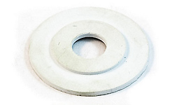 Spring Damper Size 7 - White Baritone Valve Bottom