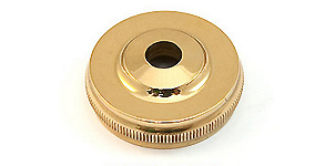 Bottom Valve Cap For King Baritone