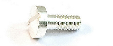 Lyre Holder Screw - Silver Plated - Besson Fit