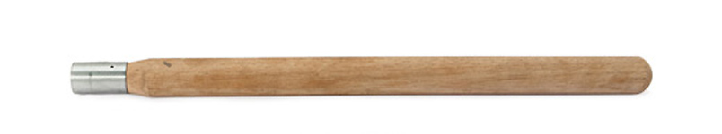Wood Handle for Straight Burnisher