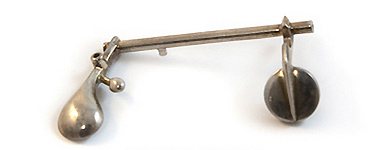 Key - Low C - 4121 Oboe