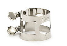 Lucien Tenor Sax Nickel Plated Ligature