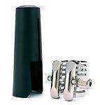 Rovner Alto/Tenor Sax Platinum Ligature & Cap - 2M