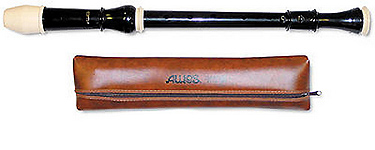 Aulos 211 - Tenor Recorder - For Smaller Hands