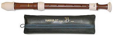 Yamaha YRA314BIII Treble Recorder