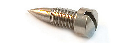 Point / Pivot Screw - Buffet Bass Clarinet - Old Model