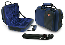 Protec PB307BX Clarinet Case for Bb - Blue