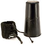 Vandoren Klassik String Ligature German Mouthpiece Fit - Leather Cap