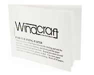 Windcraft Cleaning Papers - Book of 10 Sheets