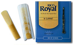Rico Royal Bb Clarinet Reed