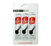 Juno Student Bb Clarinet Reed - 3 Pack