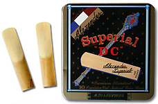 Alexander Superial DC Alto Saxophone Reed - Box of 5 - 3.5