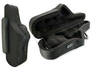 BAM Shaped Tenor Sax Case - Black