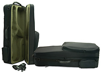 BAM Trekking Tenor Case - Backpack Style - Black
