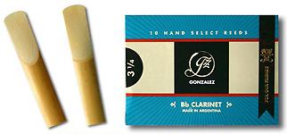 Gonzalez FOF Bb Clarinet Reeds