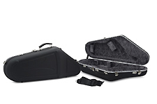 Hiscox Liteflite Artist Tenor Sax Case - Deluxe Hard Shaped in ABS
