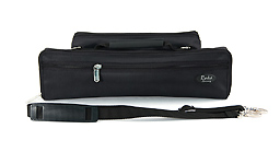Roko Flute Low B & Piccolo Case Cover - Black