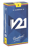 Vandoren V21 Bb Clarinet Reed