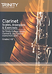 Trinity Clarinet & Jazz Clarinet Scales etc 2015