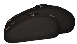 Cannonball Compact Light Weight Case for Alto Sax