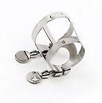 Rico Tenor Sax Ligature nickel