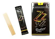 Vandoren Jazz ZZ Soprano Sax Reed