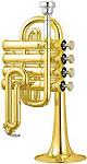 Yamaha YTR-6810 - Piccolo Trumpet