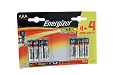 Energizer AAA Batteries - Pack of 8