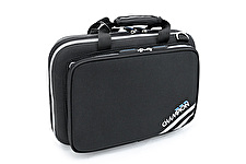 Champion Bb Clarinet Case with Cordura Outer Cover - Black