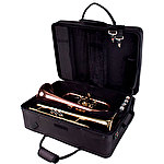 Protec PB301F Pro Pac Trumpet and Flugel Case - Black
