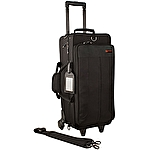 Protec IP301DWL - iPAC - Double Trumpet Case - wheels