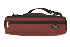 Roko Flute Case Cover in Wine - Wine
