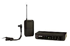 Shure BLX14/B98 Wireless System