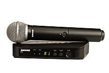 Shure BLX24/PG58 Wireless Mic System