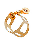 BG L61 Tradition Baritone Sax Ligature & Cap - Gold Plated