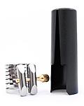 Rovner Platinum 2R Tenor/Bari Sax Ligature & Cap