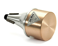 Jo-Ral Trumpet Mute - Bucket - Copper Bottom